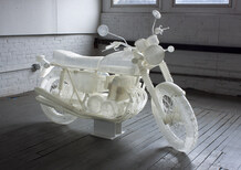 Jonathan Brand e Ultimaker: una Honda CB 750 del 1972 con la stampante 3D