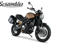 Moto Morini Scrambler 1200 (2009 - 17)
