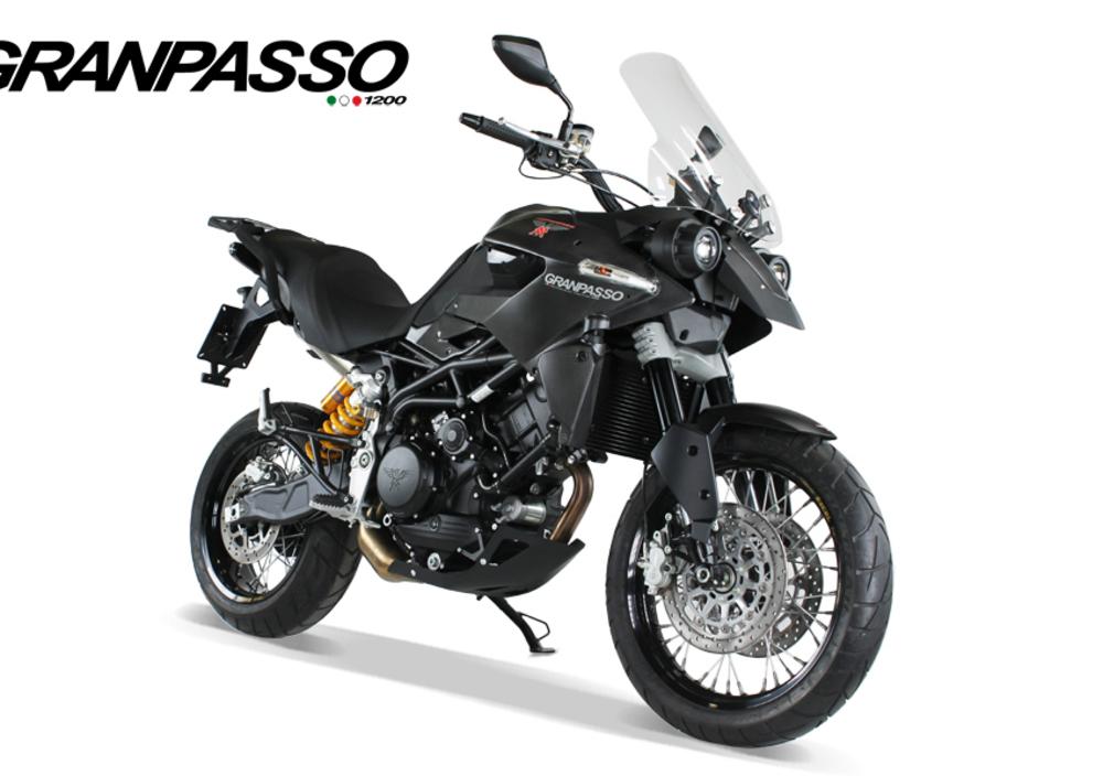 Moto Morini Granpasso 1200 (2010 - 19)