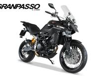 Moto Morini Granpasso 1200 (2010 - 20)