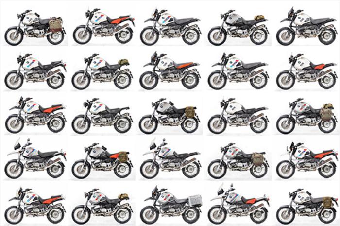 Ecco 25 combinazioni proposte da Unit Garage