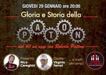 La storia della Paton, il 29 gennaio da Ciapa la moto