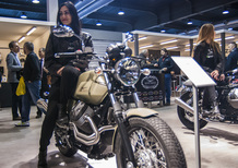 Moto Guzzi a Motor Bike Expo 2015