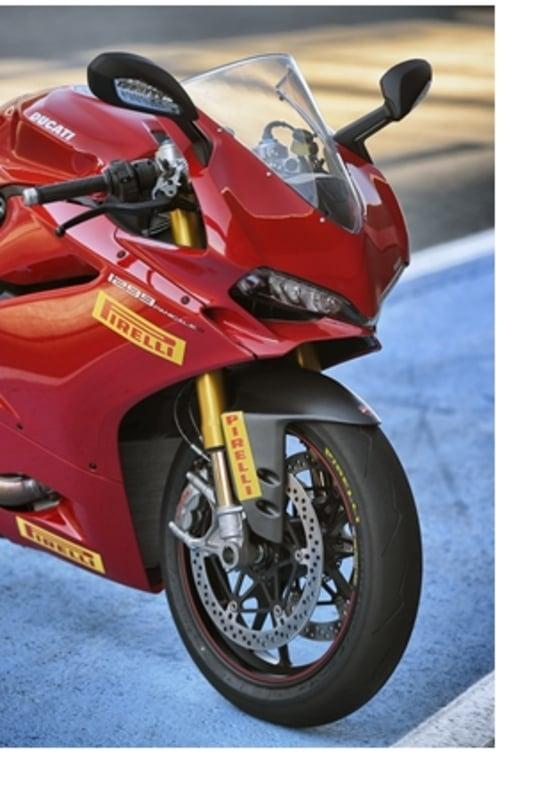 Pirelli Diablo Supercorsa SP primo equipaggiamento della nuova Ducati 1299 Panigale