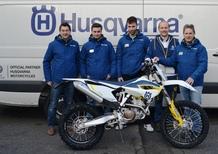 Husqvarna e CF Racing ancora insieme per il 2015
