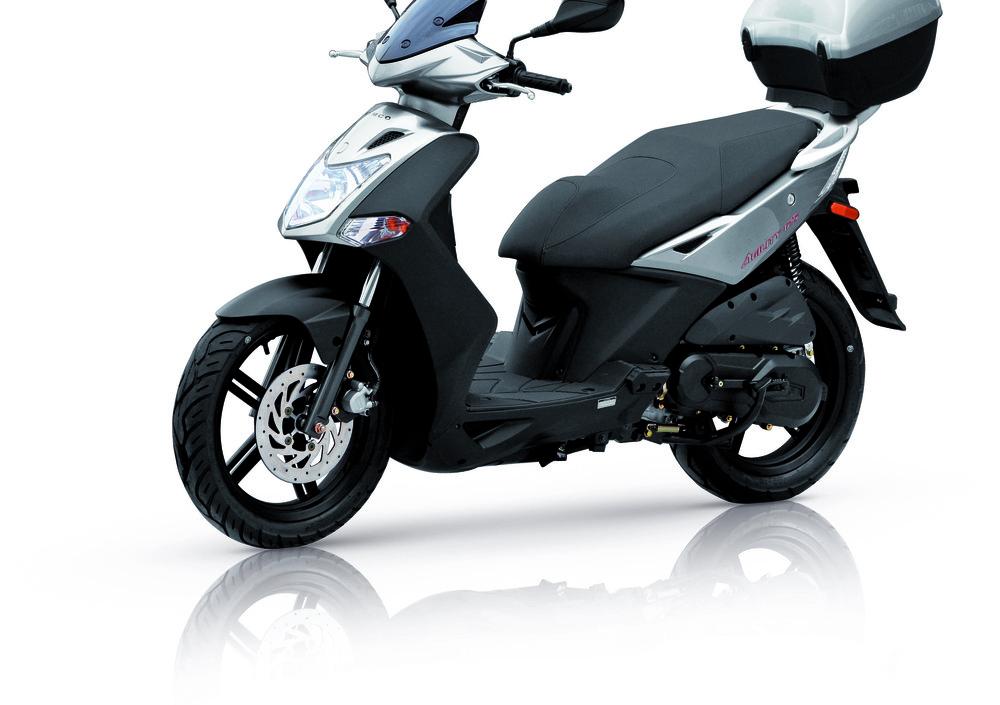 kymco agility 125 r16 (2008 - 17), prezzo e scheda tecnica - moto.it