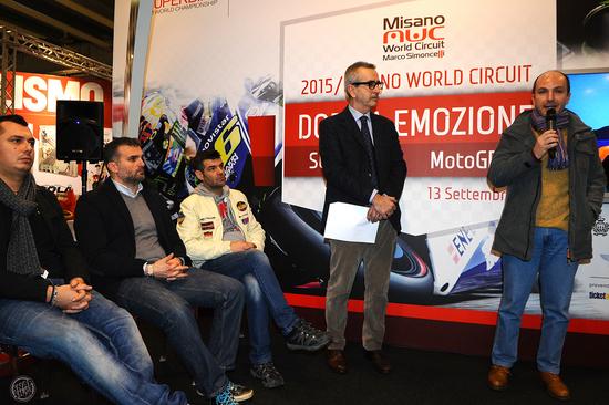Dainese safety partner del Misano World Circuit con la linea D-Air