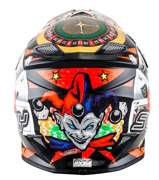 Suomy: nuove colorazioni per il casco offroad Mr Jump