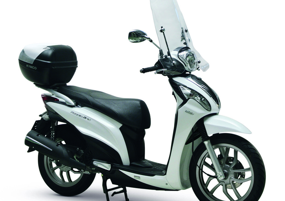 Kymco People One 125i (2014 - 16) (2)
