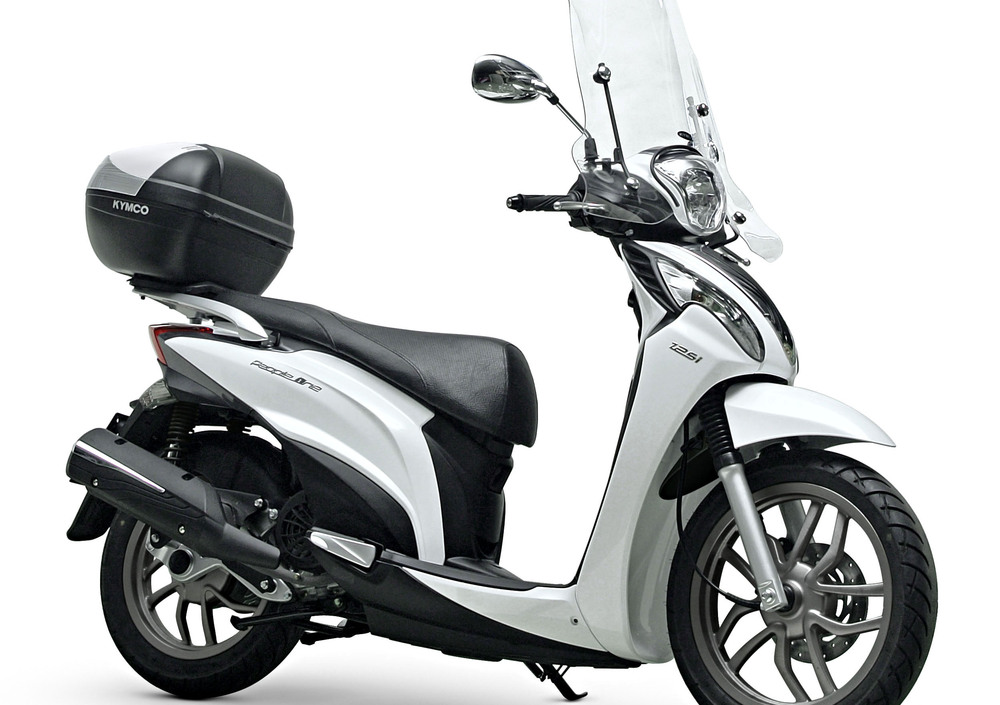 Kymco People One 125i (2014 - 16) (3)