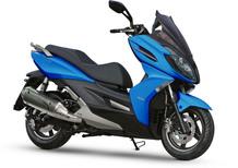 Kymco K-Xct 125i (2011 - 17)