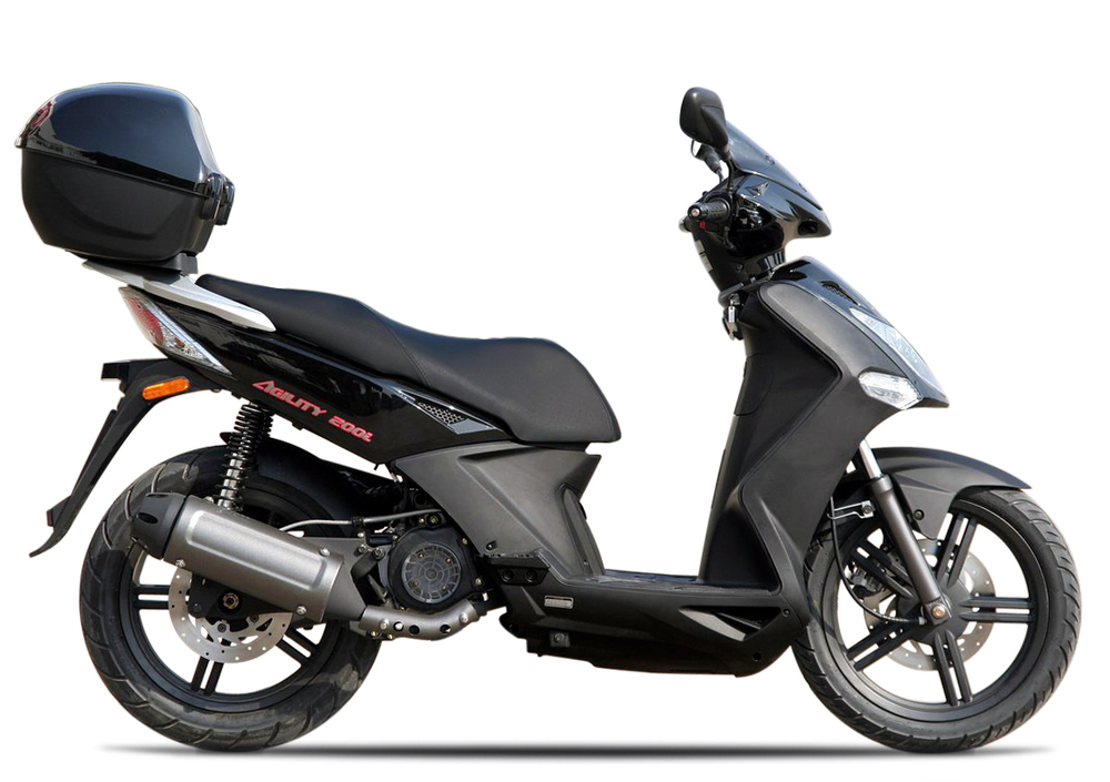 Kymco Agility 200i R16 (2008 - 16) (2)