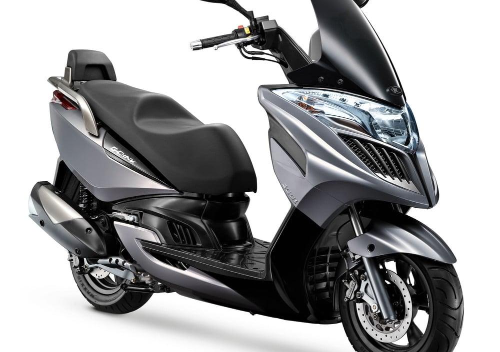 Kymco G-Dink 300i (2011 - 17) (2)