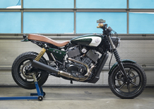 Harley-Davidson: Battle of the Kings, sfida all'ultima Street 750 special