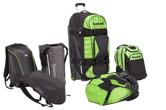 Kawasaki: nuova linea Travel Bag di Ogio