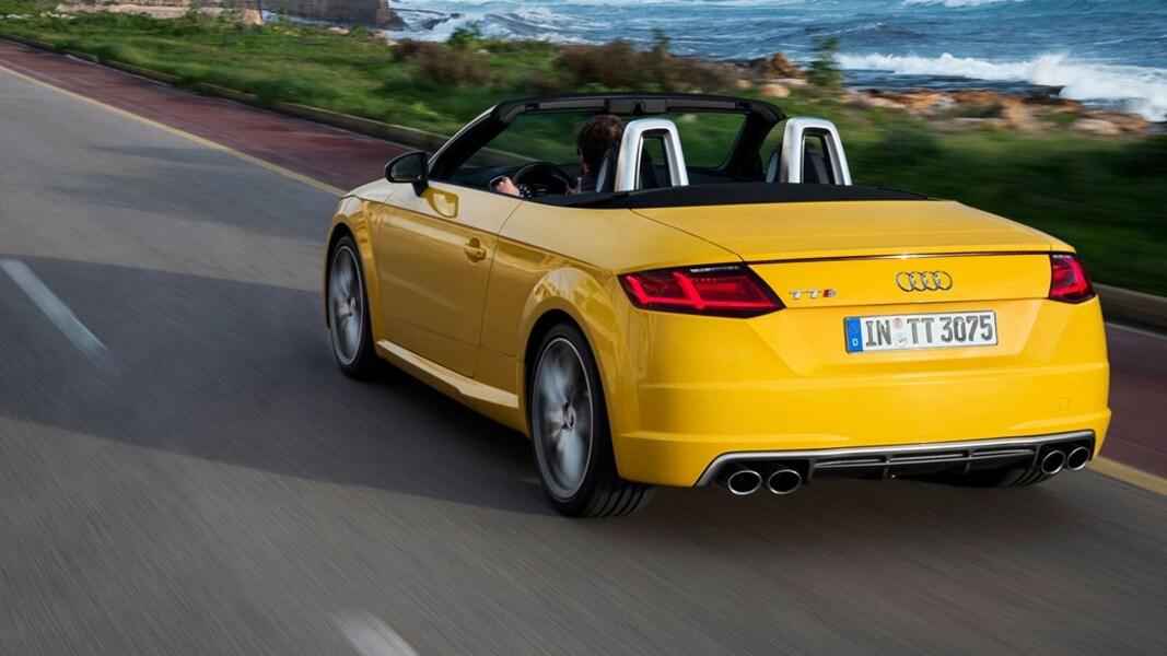 Audi TTS Roadster (2)