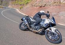 KTM 1290 Super Adventure: il video della nostra prova