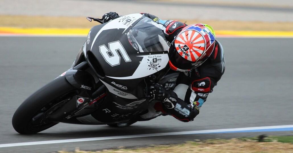 Test Moto2 e Moto3 a Valencia. Day 1