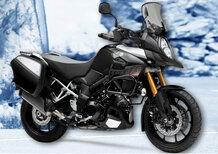 Suzuki V-Strom 1000 ABS No compromise LE (2015 - 17)