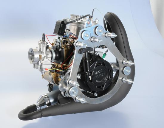 Supporto motore Polini Thor 200 / 250