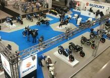 Motodays: Suzuki presente con la gamma 2015