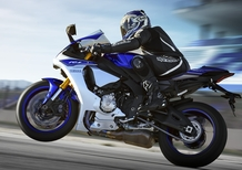 Yamaha YZF-R1, video onboard in pista