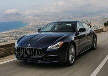 Maserati Quattroporte restyling 2016 [Video prime impressioni]