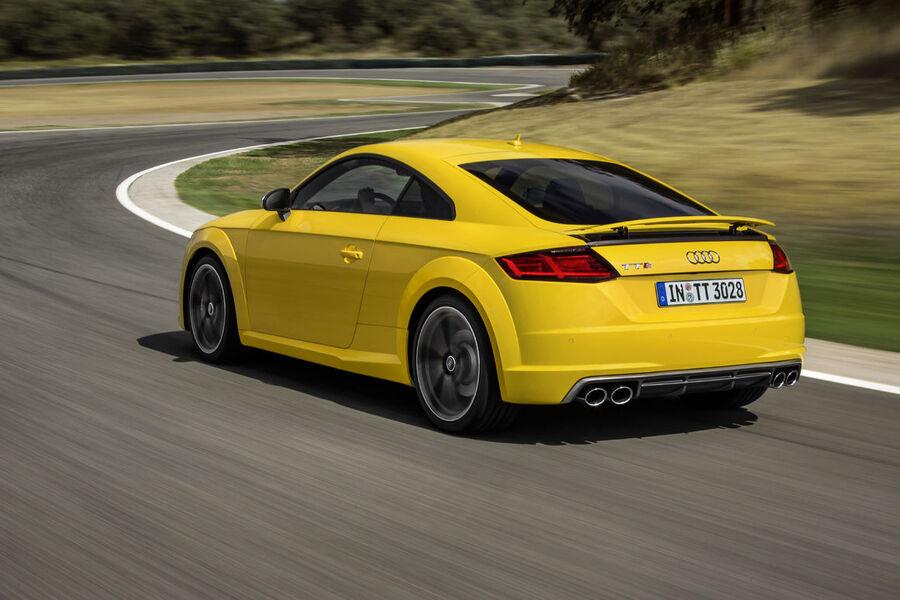 Audi TTS Coupé (2)