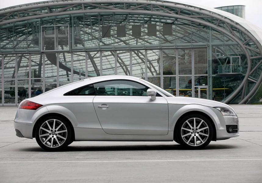 Audi TT Coupé (2006-14) (3)