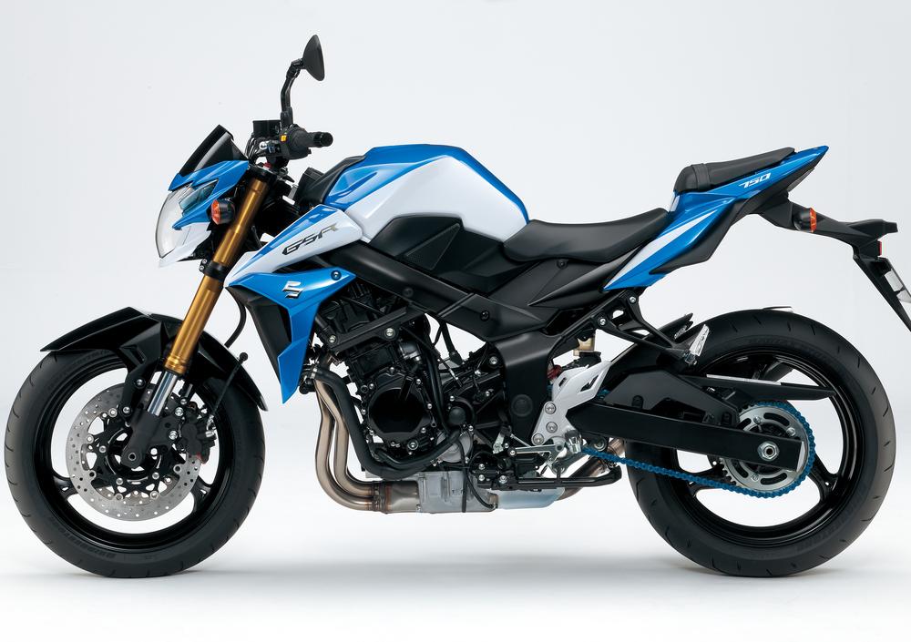 suzuki gsr 750 z abs (2015 -16), prezzo e scheda tecnica - moto.it