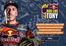 Ride Like Tony: una giornata in pista con Tony Cairoli