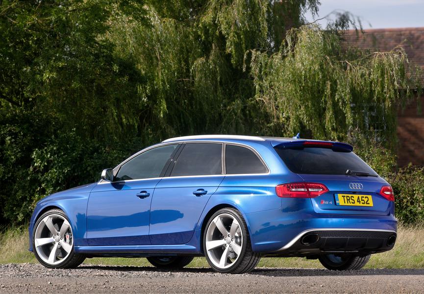 Audi RS4 Avant 4.2 V8 FSI quattro S tronic (3)