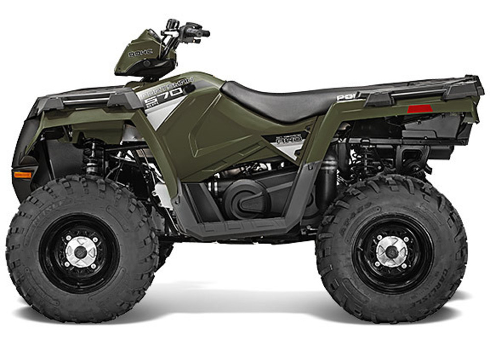 Polaris Sportsman 570 E 4x4 (2008 - 15) (2)