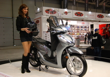 Honda SH 300 2015 a Motodays 2015