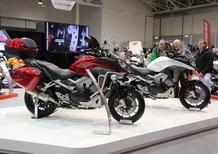 Honda a Motodays 2015: la gamma al completo