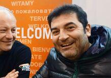 Max Giusti torna a correre, con KTM