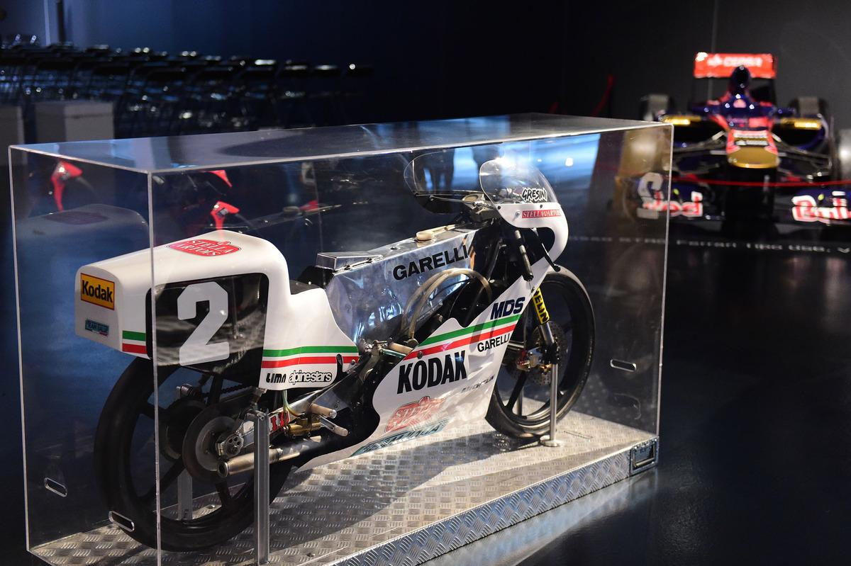 Fausto Gresini e Gresini Racing protagonisti di una mostra a Imola - News -  Moto.it