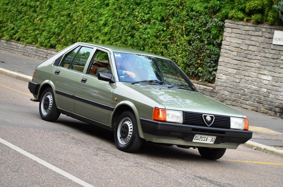 Alfa Romeo Arna (1983-87)