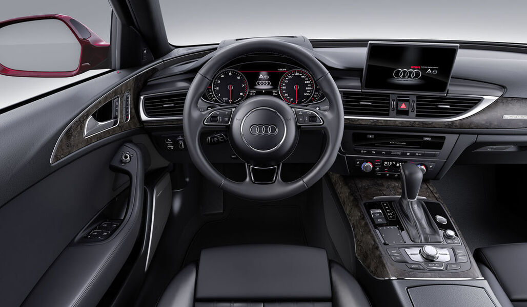 Audi A6 3.0 TDI 204 CV multitronic Business (5)