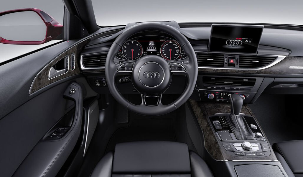 Audi A6 3.0 TDI 204 CV Advanced (5)
