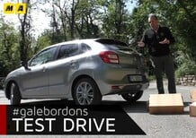 Suzuki Baleno | Test drive #AMboxing