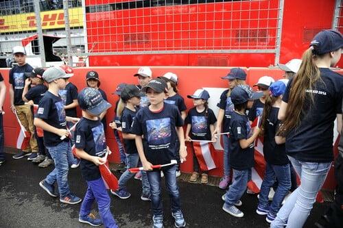 F1 GP Austria 2016: le foto più belle (5)