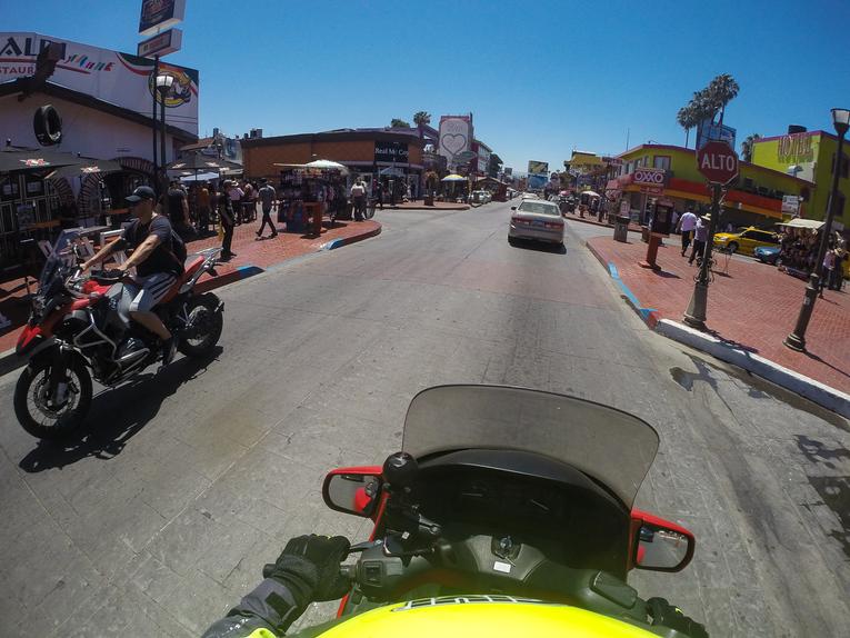Ride in the USA. La Baja California  (2)