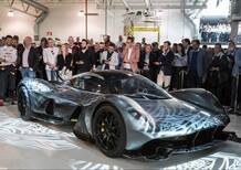 AM-RB 001: la nuova hypercar di Aston Martin in collaborazione con Red Bull