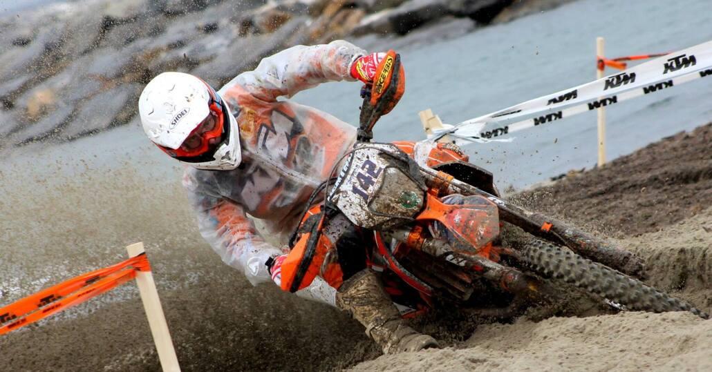 Trofeo Enduro KTM: la pioggia guasta la festa ad Arma di Taggia