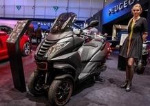 Grasselli: Peugeot Metropolis D-Air? Dainese porta l'airbag anche sugli scooter