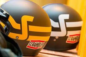 Il casco Short Track