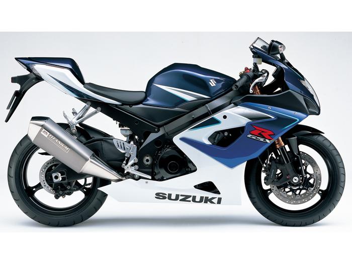 Suzuki GSX-R 1000K5