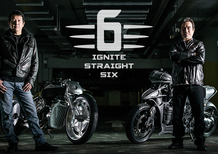 Ignite Straight Six: due BMW K1600GTL molto special
