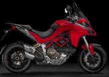 Ducati Multistrada 1200 S (2015 - 18)